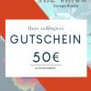 Geschenkgutschein für Cluemasters Krimispiele und Escape Boxen im Wert von 50 €