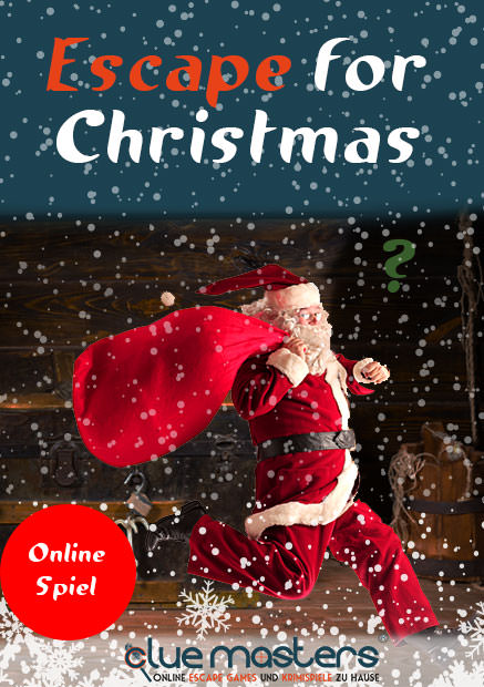Online Escape for Christmas