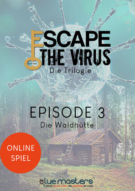 Online Escape the Virus Episode 3