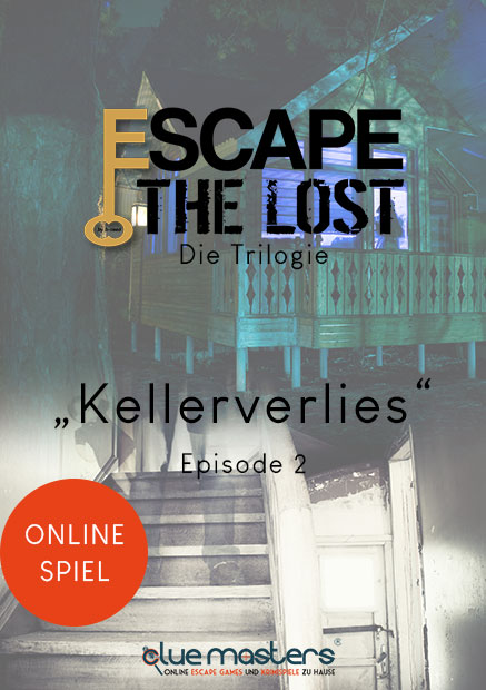 Cluemasters Online Escape Game - Escape the Lost Episode 2