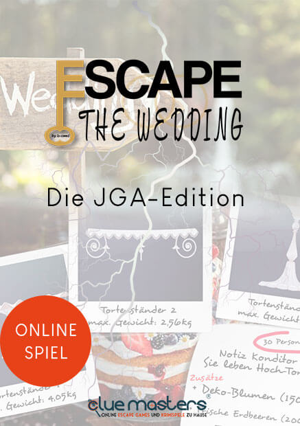 Online Escape the Wedding