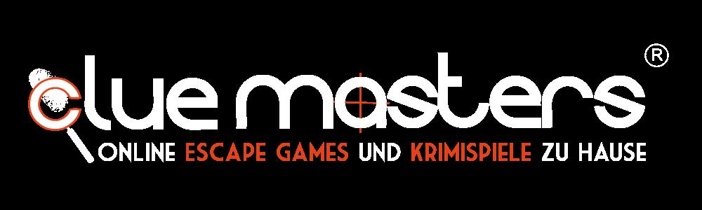 Cluemasters - Escape Online und Krimispiele für zu Hause für Familien
